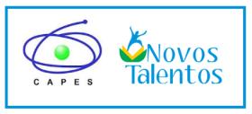 Logo Capes Novos Talentos