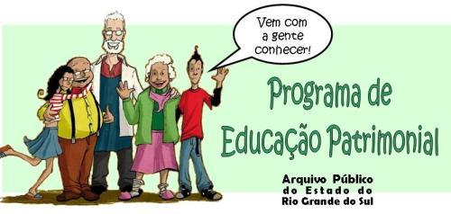 2013.03.20 Planejamento Educacao Patrimonial APERS