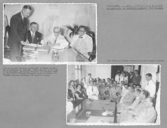 Comissão de Reaparelhamento Penitenciário - Sessão de instalação