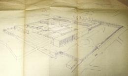 Comissão de Reaparelhamento Penitenciário - Planta Presídio Central