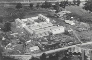 Comissão de Reaparelhamento Penitenciário - Vista aérea do Presídio Central