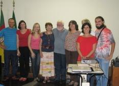 Participantes do CineDebate - Jango
