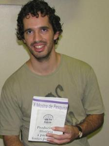 2013.07.31 APERS entrevista - Lucas Monteiro