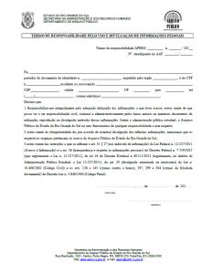 2013.11.06 Cadastro - Termo de responsabilidade APERS