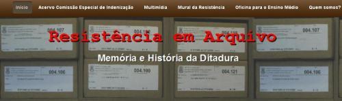 2014.01.15 Blog Resistência em Arquivo