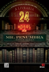 A Livraria 24 horas do Mr. Penumbra, de Robin Sloan