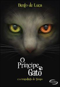 O Príncipe Gato - e a Ampulheta do Tempo, de Bento de Luca