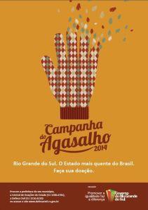 Campanha do Agasalho 2014 APERS
