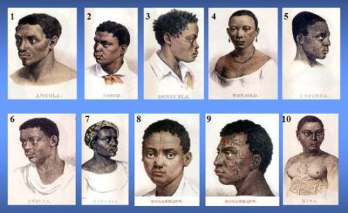 Etnias Africanas
