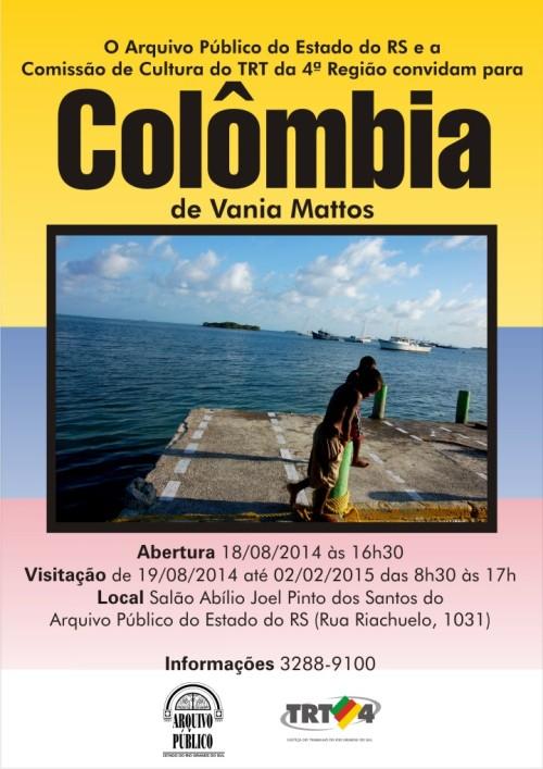 2014.08.13 Exposicao Fotografica COLOMBIA no APERS
