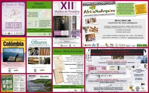 2015.02.18 Cursos Eventos e Exposições