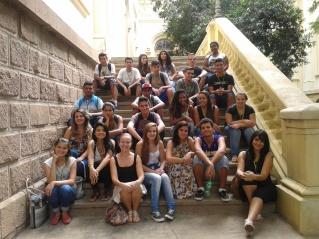 2015.03.02 Visita Guiada SENAC Prof Valeria