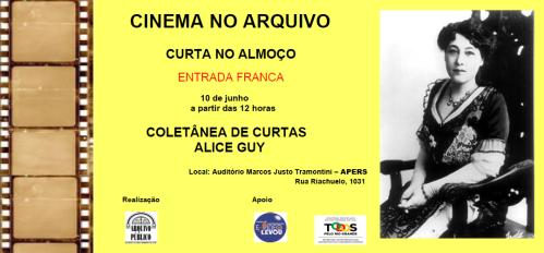 2015.06.03 Cartaz Alice Guy