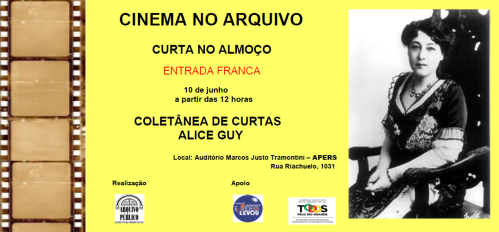 2015.06.03 Cartaz Alice Guy