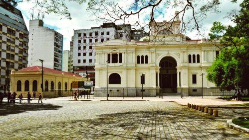 AHSP - Edificio Ramos de Azevedo