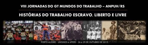 2015.10.21 VIII Jornadas do GT Mundos do Trabalho