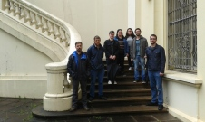 2015.10.15 Visita Guiada - UERGS - Prof. Mauro