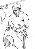 Paulo, africano, carneador, mais ou menos 53 anos, comprou sua carta de liberdade (Alforria, Pelotas, 1873)