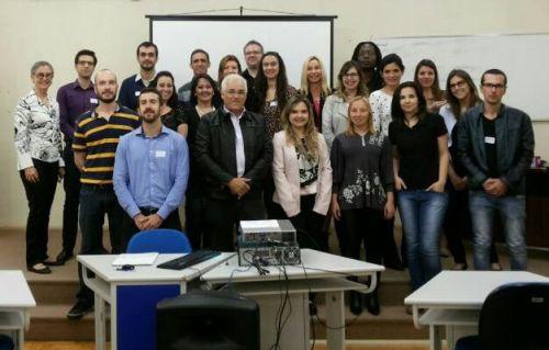 Participantes do curso SICONV
