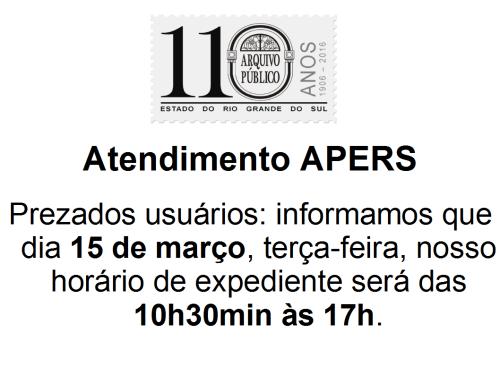 2016.03.09 Expediente APERS
