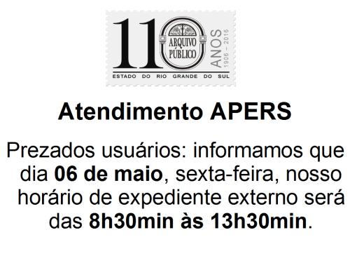 2016.05.04 Expediente APERS