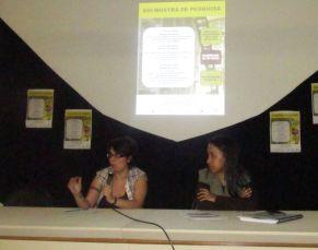 Mesa 1 - Da escravidão às relações étnico-Raciais (Amanda Ciarlo e Cíntia Kaefer)