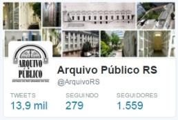 Perfil Twitter