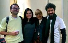 Zeca, Letícia, Carla, Fernando