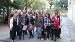 2017.06.23 Visita Museologia UFRGS prof Denise