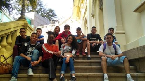 2017.06.26 Instituto Murialdo - Profa Ivanise Santos