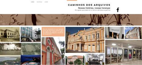 2019.06.26 3ª SNA Site Caminhos Arquivos