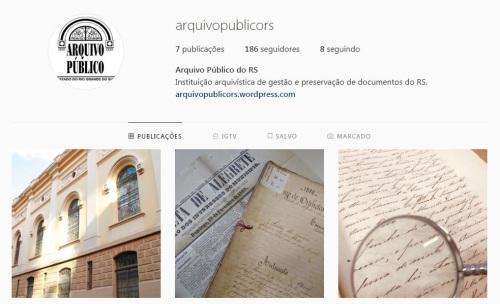 2019.08.07 Lançamento Instagram