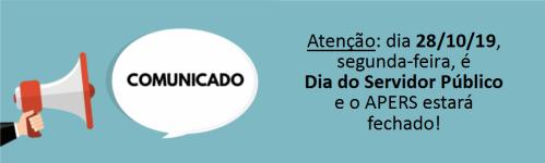 2019.10.25 Dia do Servidor Público
