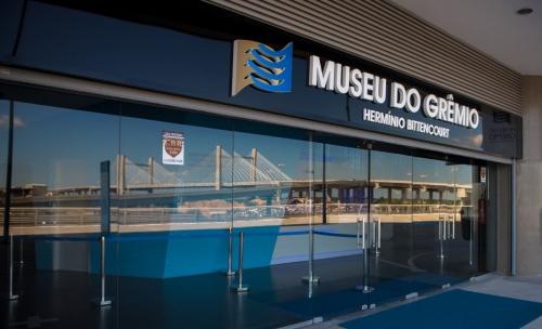 1 - Fachada Museu do Grêmio